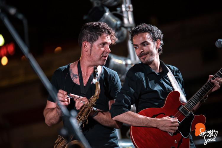 Sax Gordon & Luca Giordano Band