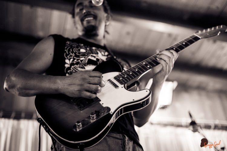 James Thompson Soul Band @Radicchio Rosso