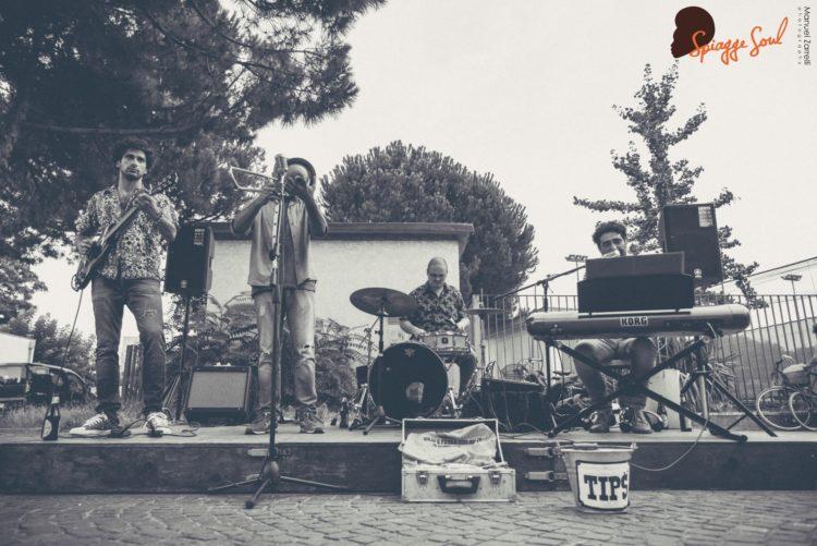 Mr. No Money Band @Trattoria Le Corti