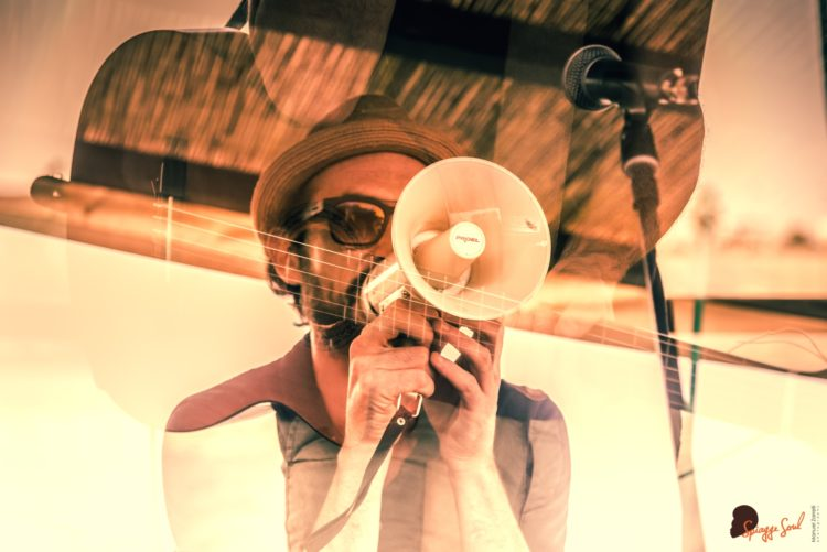 Fabrizio Pocci e il Laboratorio @Mosquito Coast