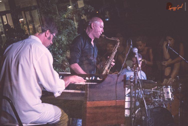 Alessandro Scala Groovology Trio @Harbor Garden