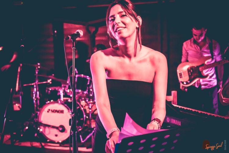 Lisa Hunt Soul Band @Ruvido