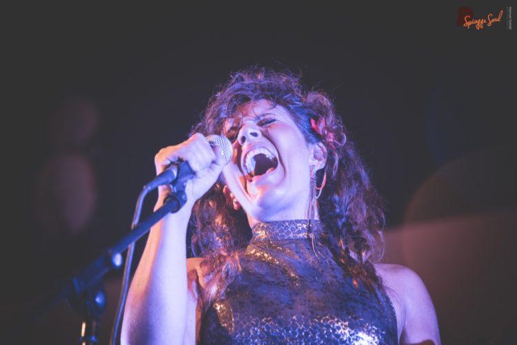 The Soul feat. Chiara Luppi @Bacino Pescherecci