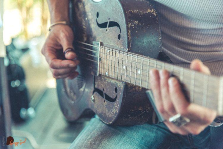 Roberto Luti - Slide Guitar Workshop @Singita
