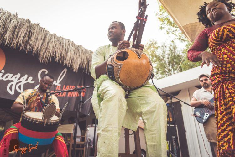 Kalifa Kone Ensemble @Peter Pan