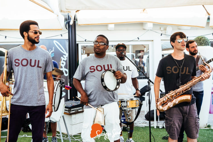Soul Brass Band @Marlin Beach
