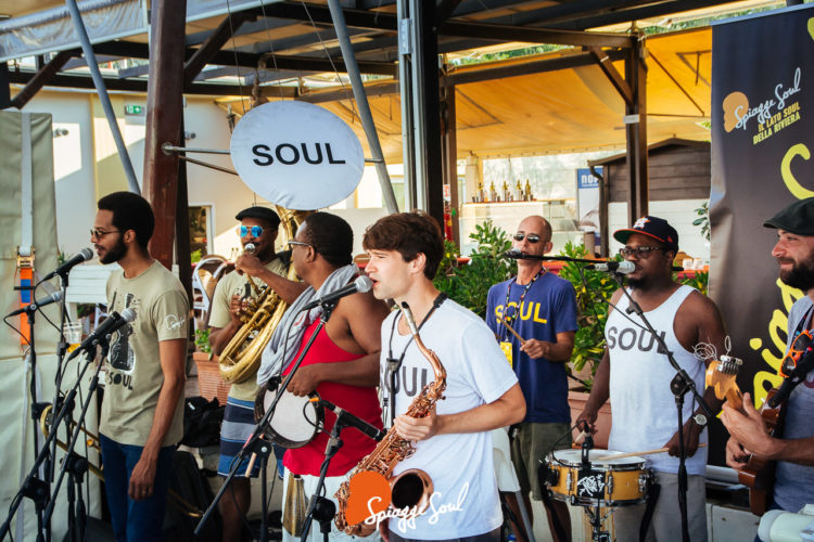 Soul Brass Band - @Marlin Beach