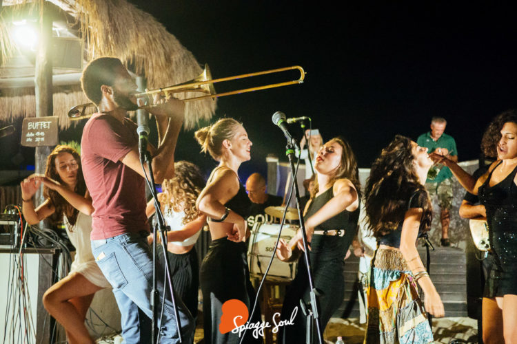 Soul Brass Band - The Closing Party @Singita